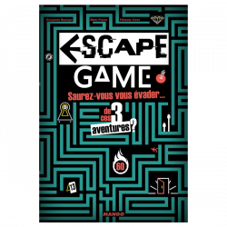 Escape 1 - Saurez-vous vous évader ...