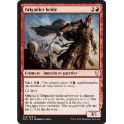 Brigadier kelde Keldon Overseer Foil