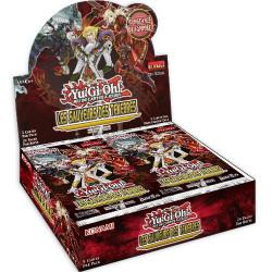 Yu-Gi-Oh! - Boite de 24 Boosters Les Sauveurs des Ténèbres