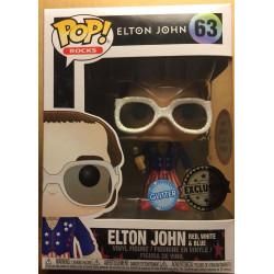63 Elton John Glitter - Exclusive