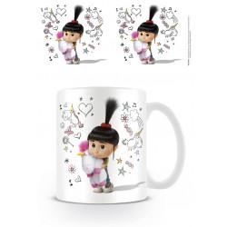 Mug Moi Moche Et Mechant 3 Mug Agnes Et Licorne