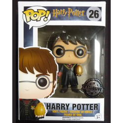 26 Harry Potter with Golden Egg - Exclusive