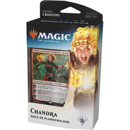 Deck Planeswalker Dominaria : Chandra, pyromancienne audacieuse