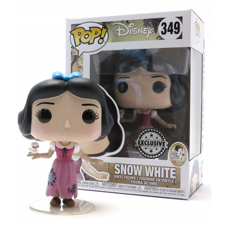 349 - Blanche Neige Exclusive