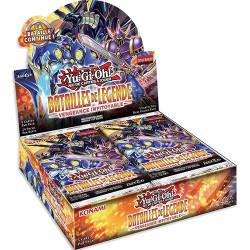 Yu-Gi-Oh! - Boite de 24 Boosters Batailles de Légende : Vengeance Impitoyable