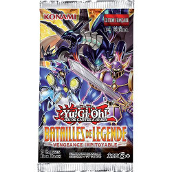 Yu-Gi-Oh! - Booster Batailles de Légende : Vengeance Impitoyable