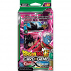 Dragon Ball Super Card Game  : Boîte 24 boosters  Cross Worlds - série 3