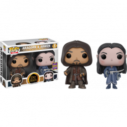 Pack Aragorn & Arwen - Exclusive