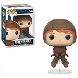 54 Ron Weasley avec Balai