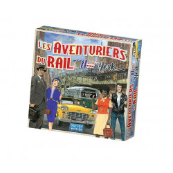 Aventuriers du Rail (Les) : New York