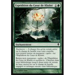 Expédition du Coeur de Khalni / Khalni Heart Expedition
