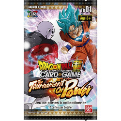 Dragon Ball Super Card Game  : Booster Theme Boosters