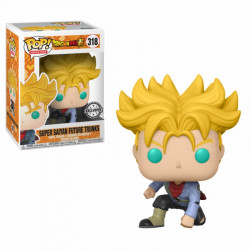 318 Super Saiyan Future Trunks - Exclusive