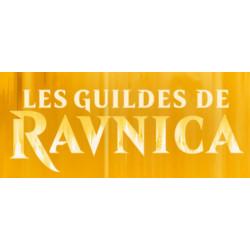 Set Communes VF -  Les Guildes de Ravnica