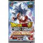 Dragon Ball Super Card Game  : Booster B04 Colossal Warfare