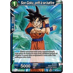 TB1-027 C Son Goku, prêt à se battre