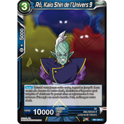 TB1-034 C Rô, Kaïo Shin de l'Univers 9