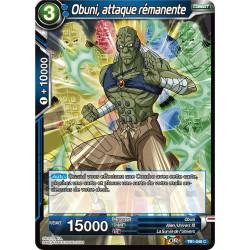 TB1-046 C Obuni, attaque rémanente