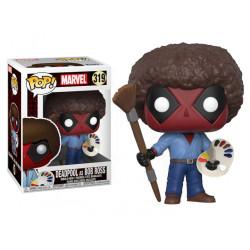 319 Deadpool as Bob Ross