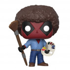 319 Deadpool as Bob Ross