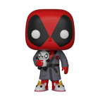 327 Deadpool en Peignoir
