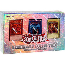 Yu-Gi-Oh! - Coffret Legendary Collection : Boardgame Edition - Réimpression