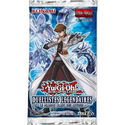 Yu-Gi-Oh! - Booster Duellistes Légendaires : Le Dragon Blanc des Abysses
