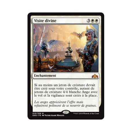 Carte Magic MTG Guildes De Ravnica Mythique VF