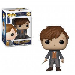 14 Newt Scamander