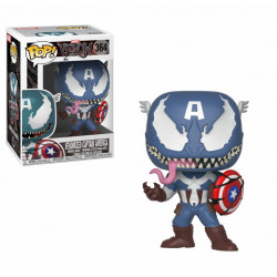 364 Venomized Captain America