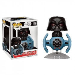 176 Darth Vader / Dark Vador & Tie Fighter Ltd. Ed