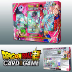 Coffret Gift Box Dragon Ball Super Card Game 2018