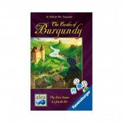 The Castles of Burgundy - Jeu de Dés