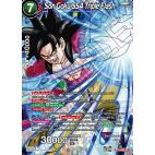 BT4-003 Son Goku SS4 Triple Flash
