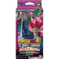 Pack Spécial Dragon Ball Super Card Game SP04 Colossal Warfare