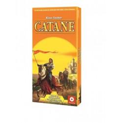 Catan - Extension Villes et Chevaliers 5/6 joueurs