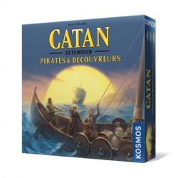 Catan - Extension Pirates et Découvreurs