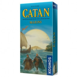 Catan - Extension Marins 5-6 joueurs