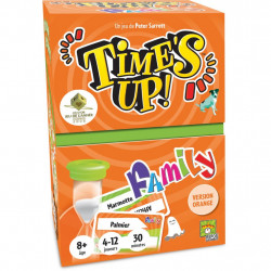 Time's Up ! Family - Orange