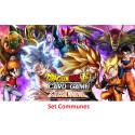 Dragon Ball Super Card Game  : Set Communes Colossal Warfare