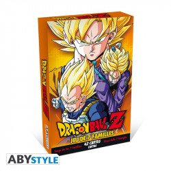 7  familles Dragon Ball Z