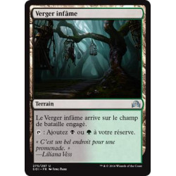 Verger infâme / Foul Orchard