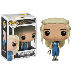 25 Daenerys Targaryen - Blue Dress