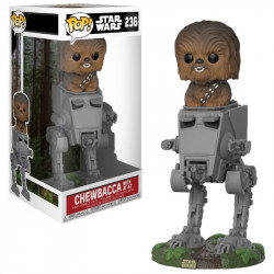 236 Chewbacca & AT-ST