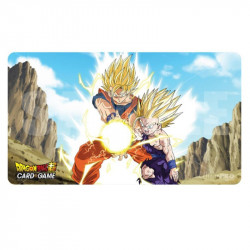 Tapis de Jeu Dragon Ball Super : Goku & Gohan Final Kamehameha