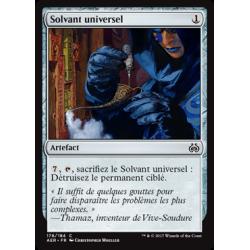 Solvant universel / Universal Solvent