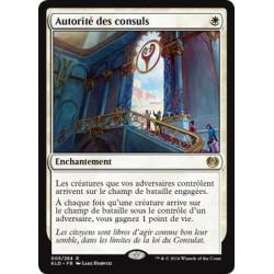 Autorité des consuls / Authority of the Consuls
