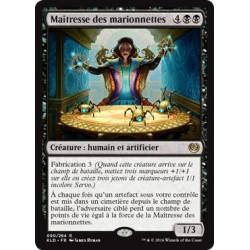 Maîtresse des marionnettes / Marionette Master