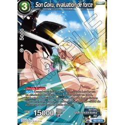 TB2-020 R Son Goku, évaluation de force