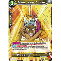 TB2-059 R Nam, coup double